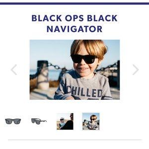 Brand new never opened babiators kids sunglasses